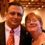 Dave and his Soulmate, Best Friend and Wife, Sherry
