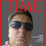 Dave on the cover of Time Magazine?